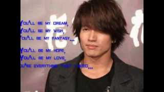 Jerry Yan - I Think Of You by: Tata Young [Self-made MV]