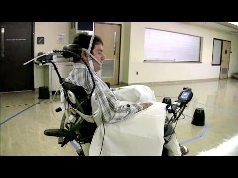 Tongue-Drive Wheelchair