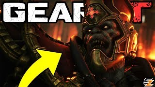 GEARS TACTICS Gameplay Trailer Breakdown - NEW Locust Villain Ukkon, Gabe Diaz Character & More!