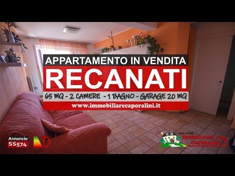 Agenzia Immobiliare Caporalini - Appartamento - Annuncio SS574 - Video
