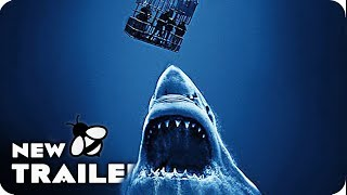 OPEN WATER 3 Trailer Cage Dive 2017 Shark Horror Movie