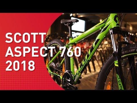 Scott Aspect 760 - 2018 - MTB Hardtail