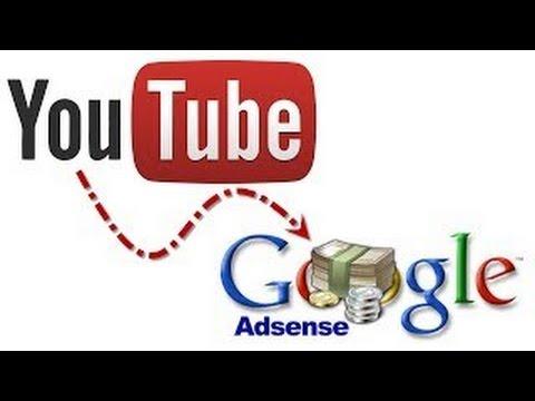Video Cara Mudah Daftar AdSense Melalui Youtube 2017