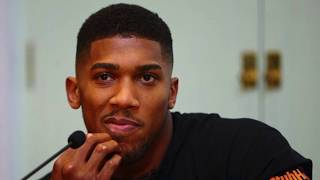 Anthony Joshua: I'd Try MMA, But I Would Probably Get Beaten