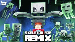 "MINECRAFT SKELETON RAP REMIX   ""I've Got A Bone""   Oxygen Beats Dan Bull Animated Music Video"