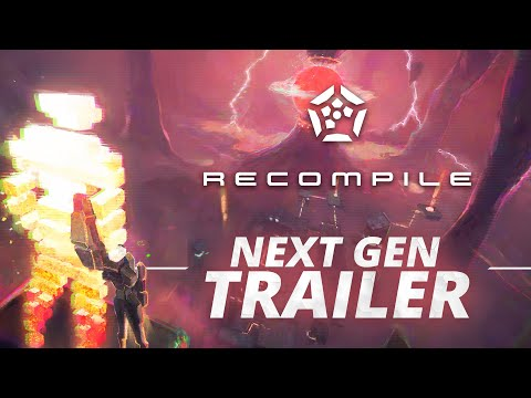 Trailer d'annonce next-gen de Recompile
