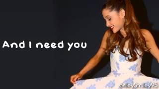 Ariana Grande - Daydreamin' (with lyrics)