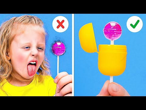 21 PARENTING HACKS || Easy Tricks for Crafty Parents