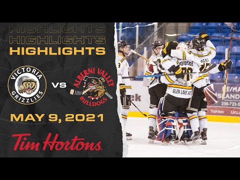 Grizzlies VS Bulldogs | May 9th | HIGHLIGHTS