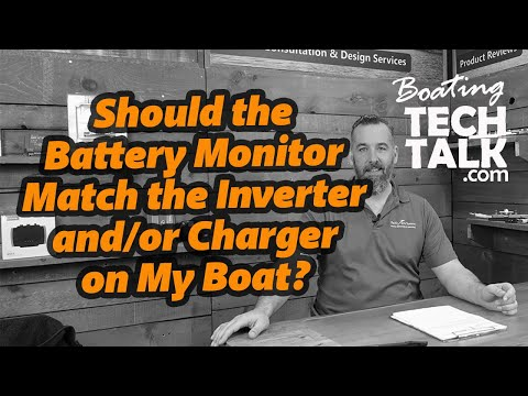Should I Use the Inverter/Charger Monitor or a Stand-Alone Battery Monitor?