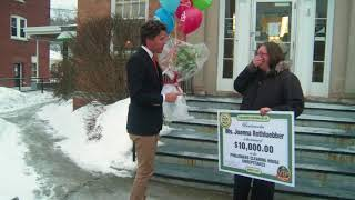 Publishers Clearing House Winners: Sandra T F From