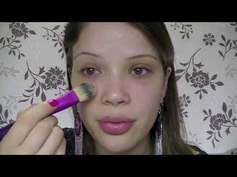 Resenha : Liquid foundation - Candy Doll - YouTube