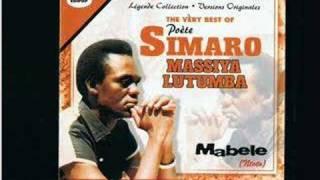 Simaro Massiya Lutumba   Cedou