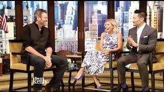 Blake Shelton - Interview - Kelly