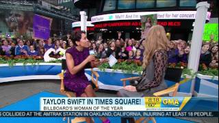 Taylor Swift - Interview on Good Morning America 2011-10-13 [1080p].ts