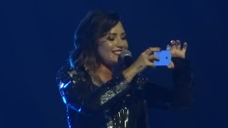 """Demi Lovato - """"My Love is Like a Star"""" (Live in San Diego 9-28-14)"""