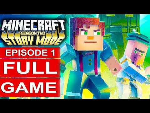 MINECRAFT STORY MODE SEASON 2 EPISODE 1 Gameplay Walkthrough Part 1 FULL GAME – No Commentary