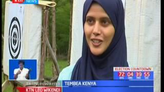 Michezo ya kipekee ndani ya msitu wa Kereita-Kiambu: Tembea Kenya