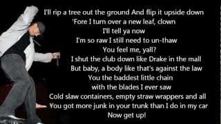 Eminem - W.T.P. Lyrics [HD]