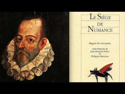 Vidéo de Miguel de Cervantes