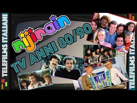 TELEFILM ITALIANI - Tv anni 80 by Nijirain