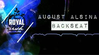 August Alsina - Backseat (2014)