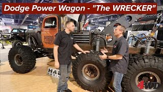 1946 Dodge Power Wagon The WRECKER