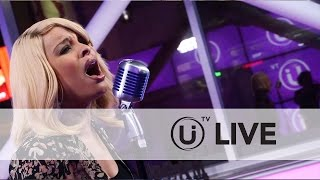 "Antonique Smith Performs ""Hold Up Wait A Minute""  // U&i TV Live"