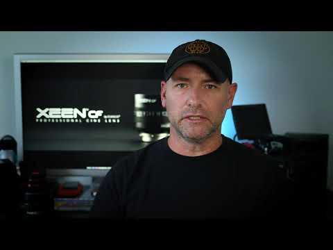 Kevin Otterness | XEEN CF  Cinema Lenses