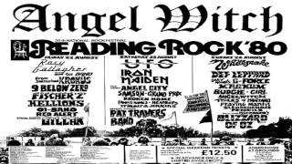 Angel Witch -  Angel of Death -  Live at Reading Rock Festival (1980)