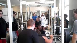 410lb squat!!!