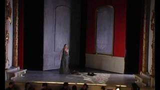 """La Clemenza di Tito Vitellia:  Rez. und Arie """"Non più di fiori"""", Akt 2"""