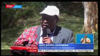 KTN Leo: Kinara wa CORD Raila Odinga asema yuko tayari kuungana na Kinara wa ANC Musalia Mudavadi