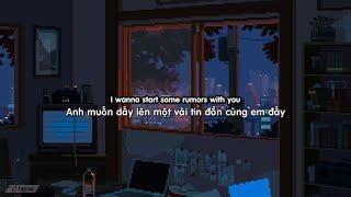 Rumors - Jake Miller (Lyrics + Vietsub) TikTok ♫