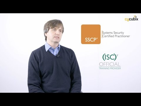 Introduction to the ISC2 SSCP Certification - YouTube