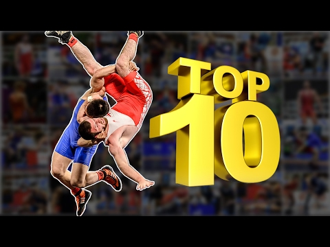 Top 10 Freestyle Wrestling Highlights - Best Video