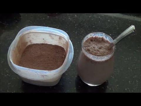 Πως να φτιάξετε σκόνη για σοκολατούχο γάλα