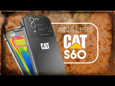 CAT S60, review del SMARTPHONE TODOTERRENO