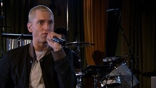 Eminem - Not Afraid in session for BBC Radio 1