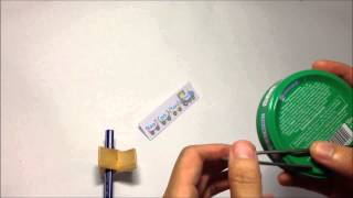 Ratchet Noise Maker Toys Easy Homemade