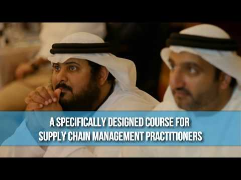 CSCP™ Certified Supply Chain Professional program - YouTube