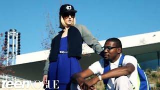Kevin Durant's Teen Vogue Photo Shoot - NBA Basketball Star