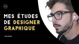 MA FORMATION de designer graphique