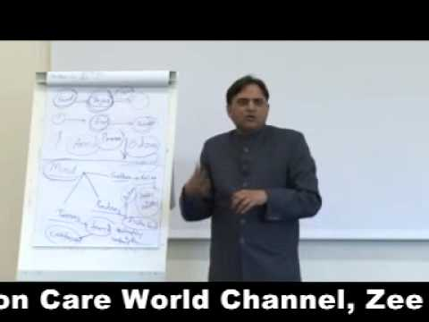 Dr. Chauhan's Ayurveda Lecture on Stress Management Part-XII
