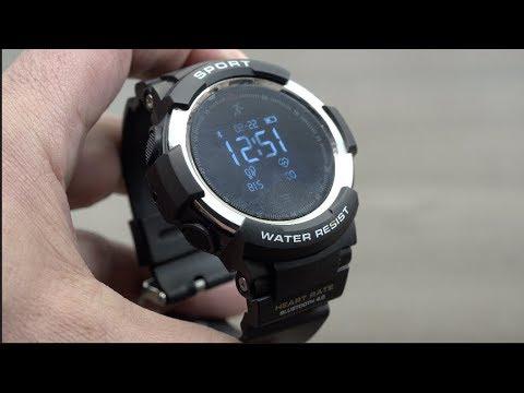 Reloj inteligente parecido al G-Shock a solo $32.99 -Todo terreno