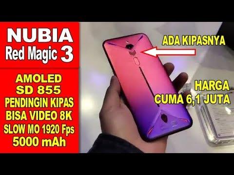 Nubia Red Magic 3 Indonesia - Ini Standar Baru Smartphone Gaming