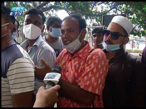 ঈদের দ্বিতীয় দিনেই শুরু হয়েছে ঢাকামুখি মানুষের ঢল | ETV News
