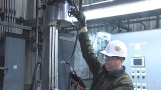 Industrial Boiler Service by WARE Inc.