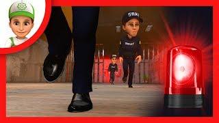 Мультики про машинки. Винтик и полицейское Новые приключения  - трейлер новой серии