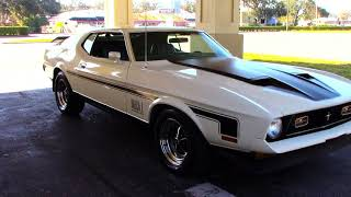 1971 Ford Mustang Mach 1 429